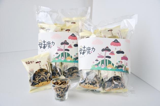 黑菇姬-原味 1