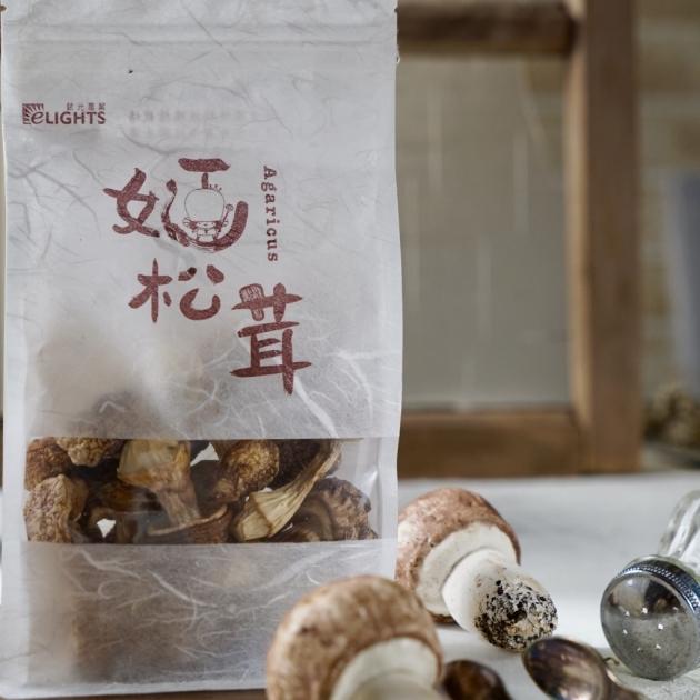 姬松茸 (巴西蘑菇) 4